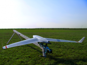 Poza specialisti UAV
